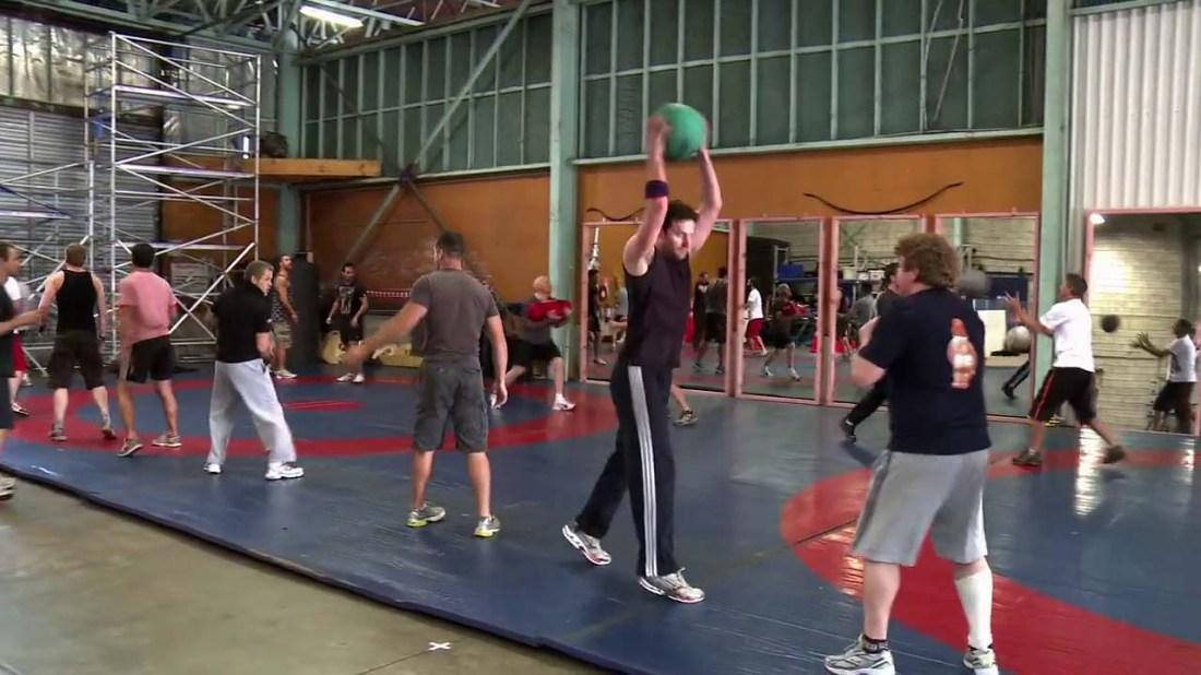 Hobbit Ball Exercise